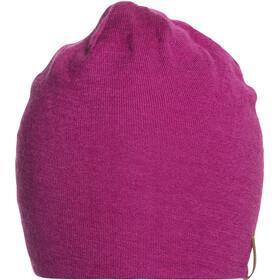 Giesswein Dachstein Nakrycie głowy Dzieci różowy